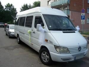Išsinuomokite mikroautobusą